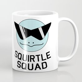 Squirtly Squad Coffee Mug