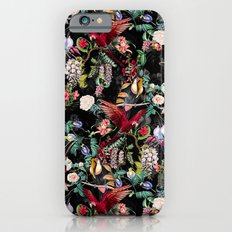 Floral and Birds IX Slim Case iPhone 6s