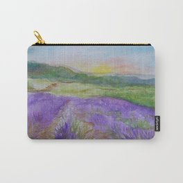 An Evening in Provence WC150601-12 Carry-All Pouch