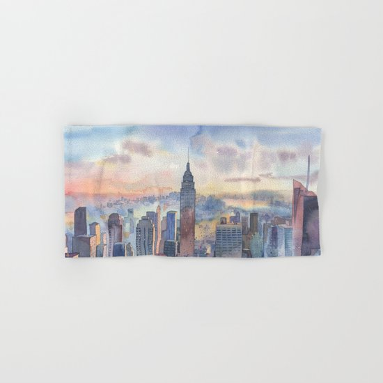 New York Hand & Bath Towel