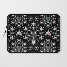 Snowflake Lace Laptop Sleeve