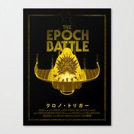 The Epoch Battle Canvas Print
