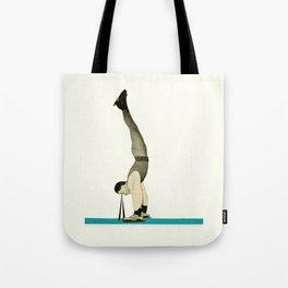 Skater Tricks Tote Bag