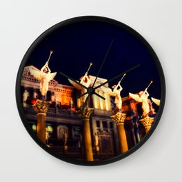 Angels Las Vegas  Wall Clock