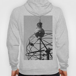 Berlin World Clock Hoody