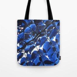 Leaves III Tote Bag