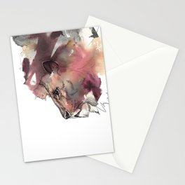 The Leo King Stationery Cards