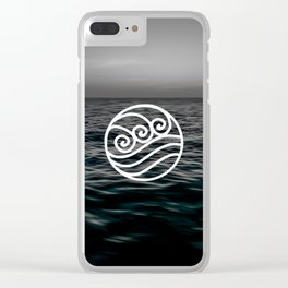 Water Tribe Clear iPhone Case