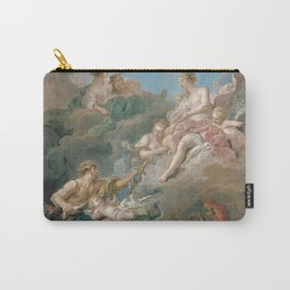 François Boucher - Venus at Vulcan's Forge Carry-All Pouch