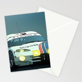 Viper at Le Mans Stationery Cards