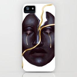 Head of Tears iPhone Case