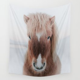Icelandic Horse Wall Tapestry