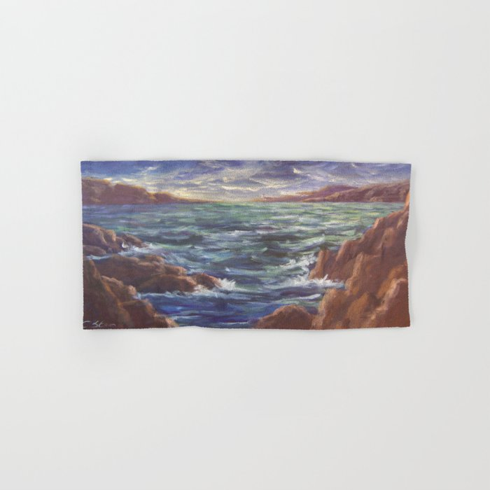Lighthouse in the Distance AC150426 Hand & Bath Towel