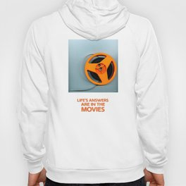 Life's Answers Are in the Movies Hoody