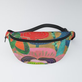 You Don't Have To Go Home, You Can Stay Here Fanny Pack