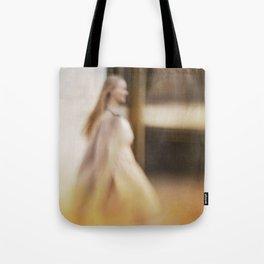 Walking woman 5 Tote Bag