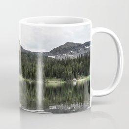 Emerald Reflection Coffee Mug