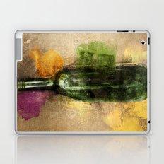 Message in a bottle Laptop & iPad Skin