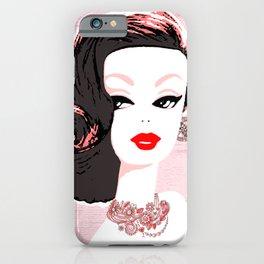 Barbie in Jewels iPhone Case
