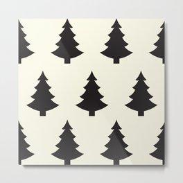 Dark forest Metal Print