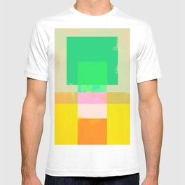 Abstract Geometry No. 9 T-shirt
