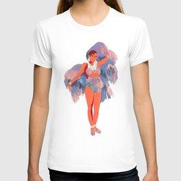 Josephine Baker - Illustrated portrait T-shirt