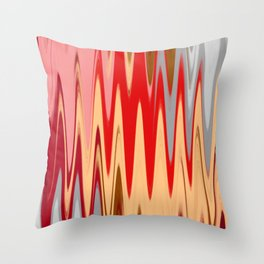 Inconsistent Constant Throw Pillow