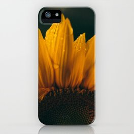 flower photography by eberhard grossgasteiger iPhone Case
