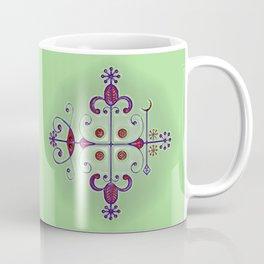Voodoo Symbol Papa Legba Coffee Mug