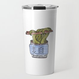 Japanese Noodle Cup Travel Mug