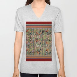 Another Relaxing Sunday Unisex V-Neck