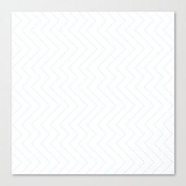 YARA ((baby blue)) Canvas Print