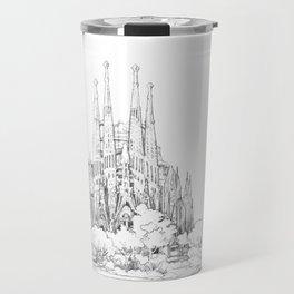 Bcn 10 Travel Mug