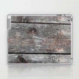 Grainy Wood II Portrait Laptop & iPad Skin