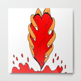 happy st valentin Metal Print