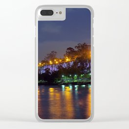 Kangaroo Point Cliffs Clear iPhone Case