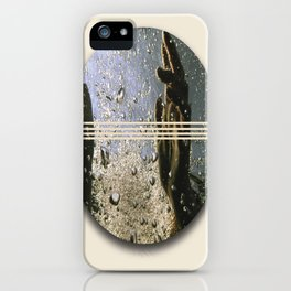 Push iPhone Case