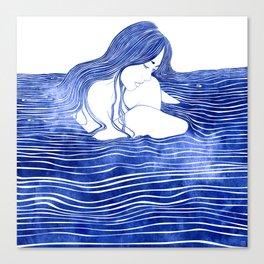 Nereid XXI Canvas Print