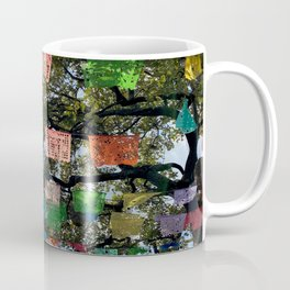 Texas Fiesta Shopping Coffee Mug