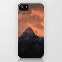 The Sheltering Sky iPhone Case