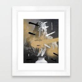 Composition 531 Framed Art Print