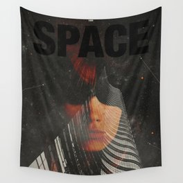 Space1968 Wall Tapestry