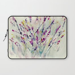 Floral Impression / Meadow Scatter Laptop Sleeve
