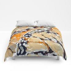 land of forgotten boomerang Comforters