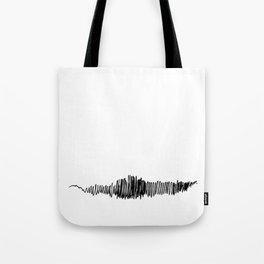 Phonetic - Singular #494 Tote Bag