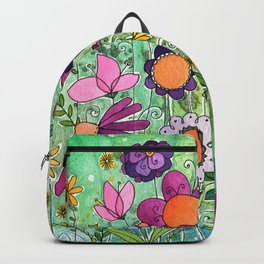 Purple Plum Parfait Backpack