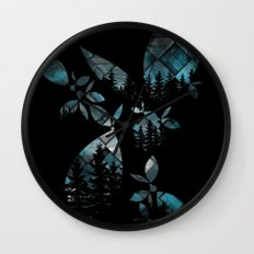 After What Remix Wall Clock