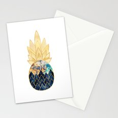 Precious Pineapple 1 Stationery Cards