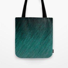 Funky Dark Cyan Tote Bag