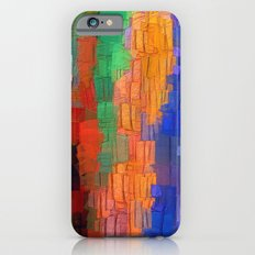 Life Is About Living Slim Case iPhone 6s
